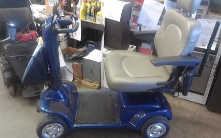 Golden Companion 4 Wheel Scooter