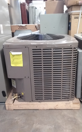 Trane 4 Ton Heat Pump