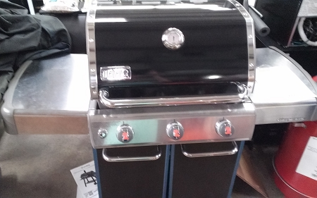 home u003e outdoor u0026 seasonal u003e grills u003e gas u003e weber genesis e310 3 burner natural gas grill