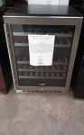 Titan 46 Bottle Dual Zone Built In Wine Cooler