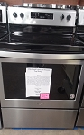 Whirlpool 5.3 Cu Ft Smooth Top Range