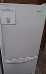 Whirlpool 22.1 Bottom Freezer Refrigerator