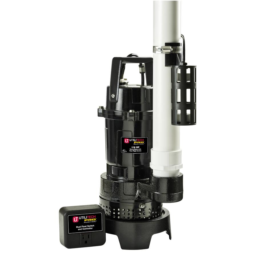 Utilitech Submersible Sump Pump