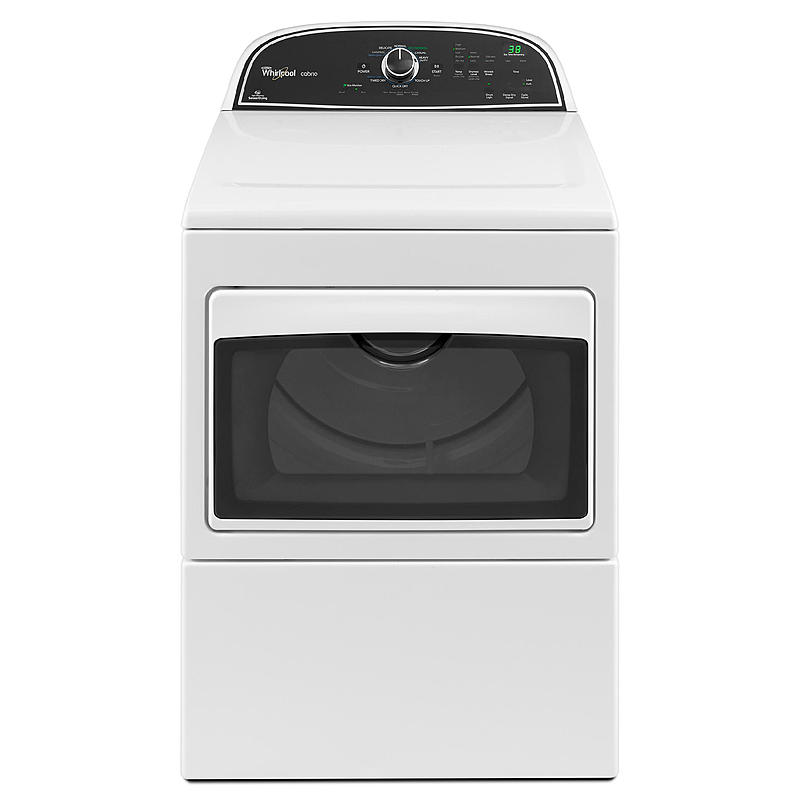 Whirlpool Cabrio 7 4 Cu Ft Electric Dryer