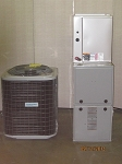 3 Ton AC Furnace & Coil Gas Split System