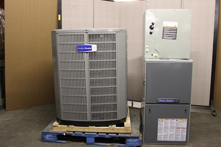 3 Ton Split System Gas Ac 17 5 Seer American Standard