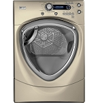 GE 7.5 Cu Ft Front Load Dryer W/ Steam