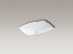 KOHLER Kelston Under-mount bathroom sink MD# K2382-0
