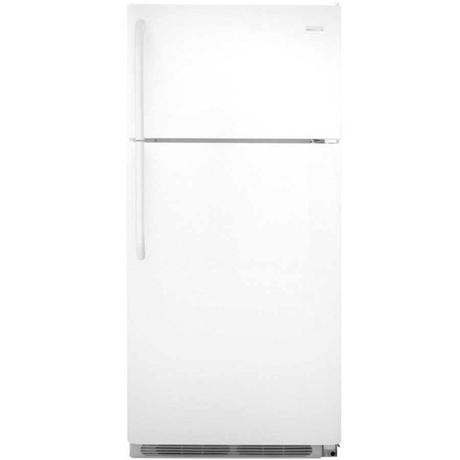 frigidaire 18 cu ft top freezer refrigerator. Black Bedroom Furniture Sets. Home Design Ideas