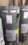 Rheem/Ruud 50 Gallon Natural Gas Water Heater