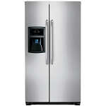 Frigidaire 22 Cu FT Counter Depth Side By side Refrigerator
