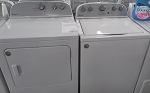 Whirlpool 3.5 Cu Ft Washer and 7.0 Dryer Set