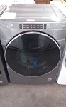 Whirlpool 7.4 Cu Ft Stackable Dryer In Chrome Shadow