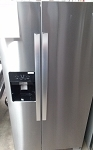 Whirlpool 21 Cu Ft Side By Side Refrigerator