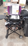 Weber Portable Patio LP Gas Grill