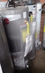 Rheem 40 Gallon Natural Gas Water Heater