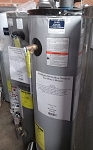 Whirlpool 40 Gallon Natural Gas Water Heater