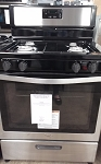 Whirlpool Gas Range W/ Under oven Broiler