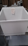 SWAN SINGLE 25X22 LAUNDRY TUB MD# PT-1