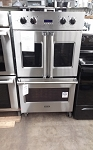 Viking 7 Series French Door DBL Wall Oven 30