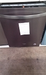 Whirlpool Top Control Dishwasher In Black Stainless