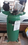 SpeedAire 30 Gallon 1 Phase Air Compressor