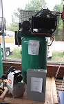 Speed Aire 80 Gallon 3 Phase Compressor
