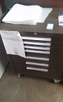 Kennedy 7 Drawer Rolling Tool Cabinet