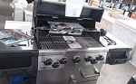 Broil King Imperial Stainless LP Gas Grill