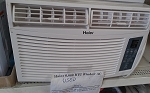Haier 6,000 BTU Window AC USED