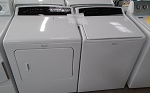 Whirlpool Cabrio 4.8 Top Load Washer and 7.0  Steam Dryer