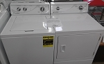 Speed Queen 3.3 Cu Ft Top Load Washer AND 7.0 Dryer