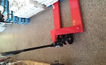 American Forge and Foundry Heavy Duty Pallet Jack