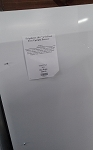Frigidaire 16.6 Cu Ft Frost Free Upright Freezer