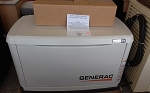 Generac 20KW Guardian Home Standby Generator
