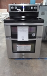 Whirlpool 6.7 Cu Ft Dbl Oven Smooth Top Range