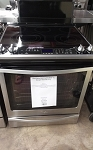 Whirlpool 6.4 Cu Ft Slide In Range Smooth Top