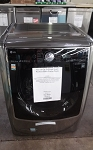 LG 5.2 Cu Ft Front Load Washer With Turbo Wash