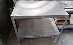 U Line Welded Stainless Table 36 X 24