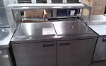 Delfield 4 Drawer Mega Sandwich Prep Table *USED*