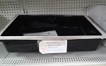 Kohler Kathryn Self Rimming Sink in Black