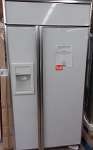 GE Monogram 42in Built In Side By Side Refrigerator