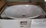 WHITEHAUS ISABELLA ABOVE COUNTER BASIN MD# WHKN-4014