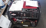 Briggs and stratton 8000 Watt Generator