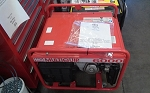 MULTIQUIP 6000 WATTT GAS GENERATOR MD# GA-6HA **USED**