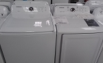 Samsung 4.0 Top Load Washer and 7.2 Cu Ft Dryer