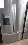 Whirlpool 27 Cu Ft French Door Refrigerator