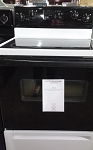 USED Whirlpool Smooth Top Range
