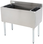 Regency Under Bar Ice Bin 18