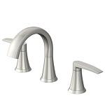 Jacuzzi Brushed Nickel Bathroom Faucet